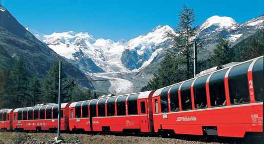 Zermatt Rail Travel