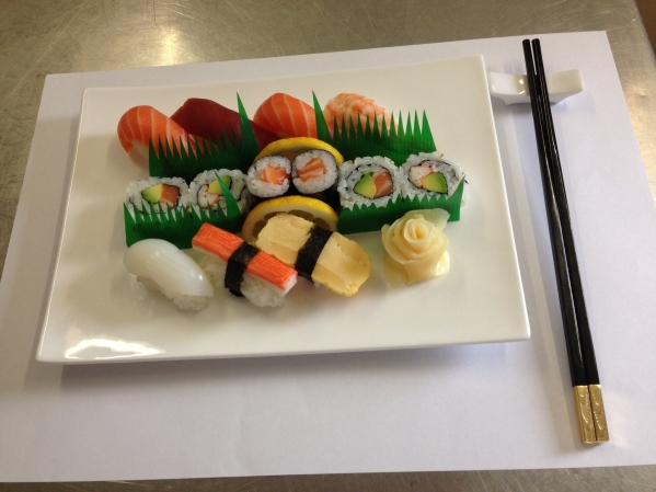 Coucou sushi - Restaurant japonais à Saxon VS